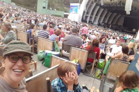 Weird Al at the Hollywood Bowl