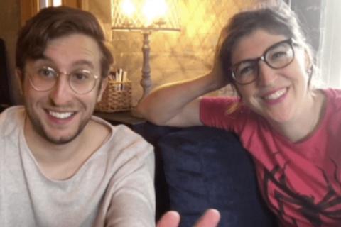 Vlog #21: Chad and Mayim Time