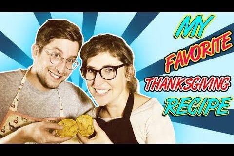 My Favorite Thanksgiving Recipe