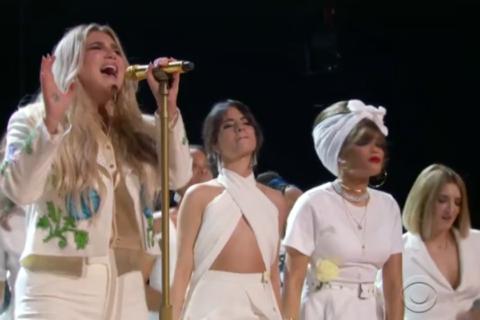 Kesha, Kendrick Lamar, Lorde & more: Here's your Grammys 2018 recap