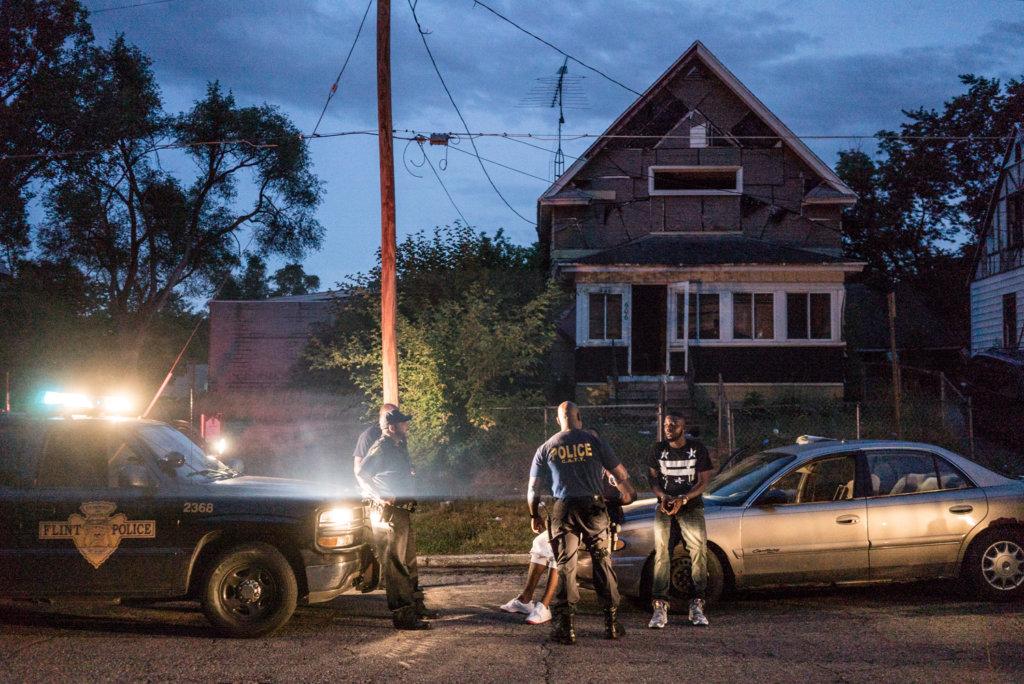 Flint Town Netflix still
