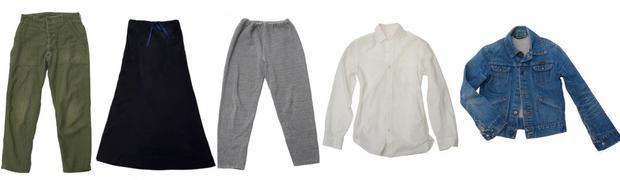 Shop Your Closet: Frida Kamau clothing items