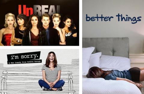 Celebrate funny, fierce, unflinchingly honest women making great TV