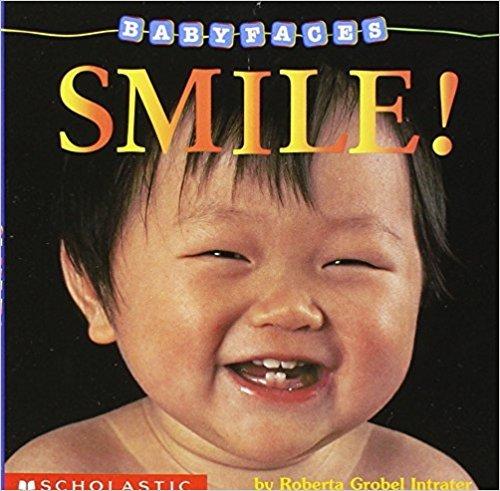 Smile board book