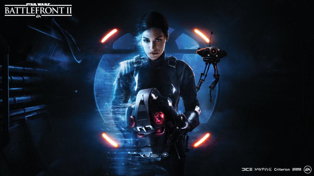 Star Wars: Battlefront II key art