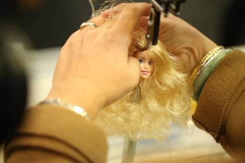 Tiny Shoulders: Rethinking Barbie episodic image of dollmaking