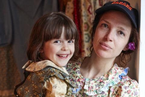 Cool Mom Alert: Designer Batsheva Hay