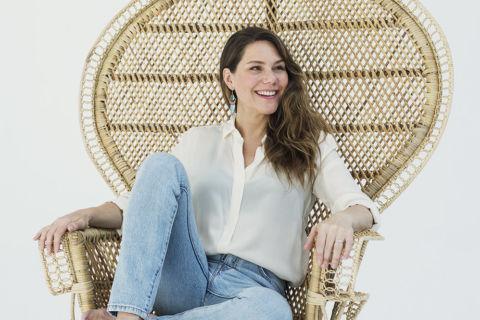 Mayim interviews adult film director Erika Lust
