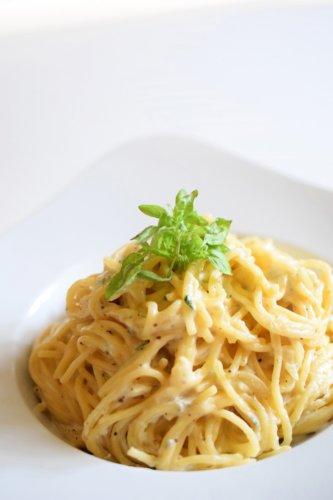 White Spaghetti Potluck Recipe