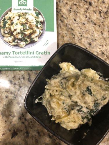 GoReadyMade Creamy Tortellini Gratin
