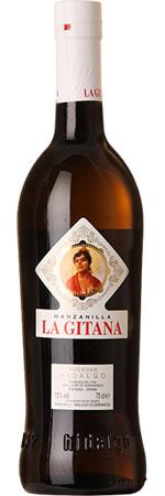 Hildago's La Gitana Manzanilla Sherry