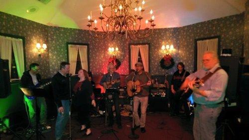 Donna Raskin band