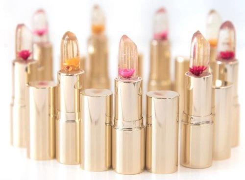 Blush & Whimsy lipsticks