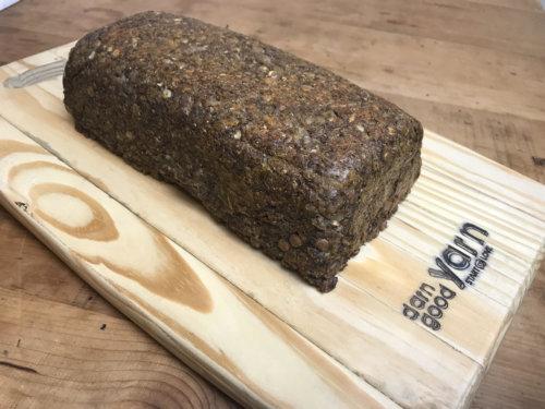Veggie loaf plain