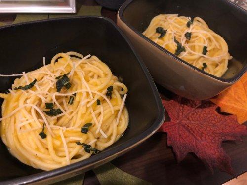 Vegan butternut squash recipe