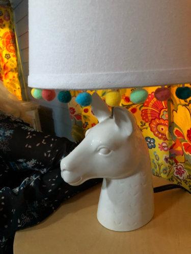 Big Bang Theory playhouse lamp