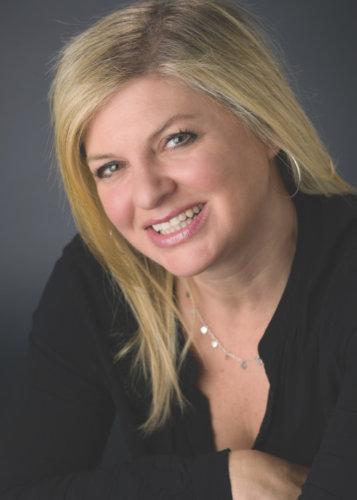 Jacqueline Mroz, author of Girl Talk