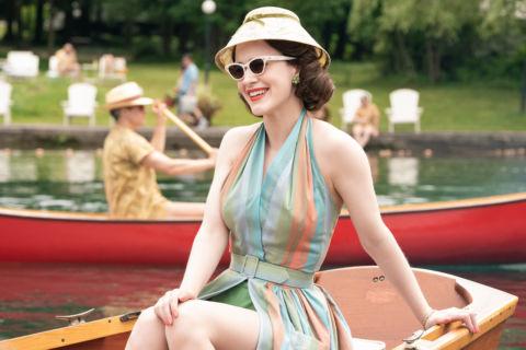 'The Marvelous Mrs. Maisel': Go inside her season 2 closet