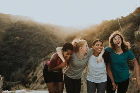 Happy communities create happier people