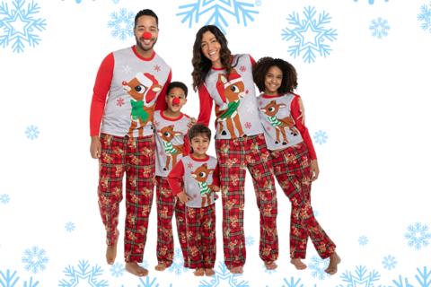 The history of matching holiday pajamas