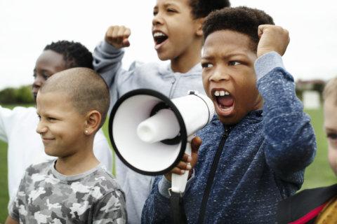 Why I am teaching my children that words matter