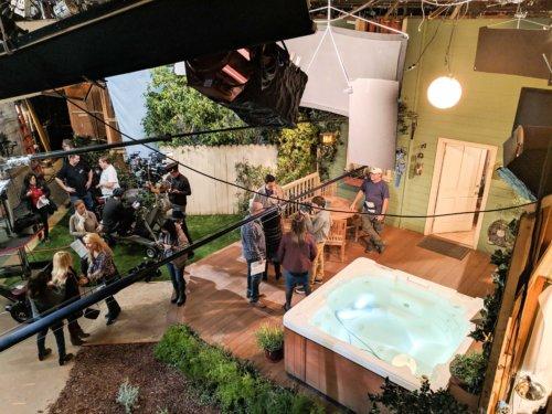 Behind-the-scenes at The Big Bang Theory
