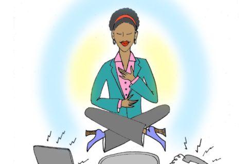 Breathe your way through stress