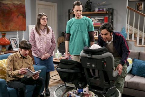 Mayim on Amy and Sheldon having kids